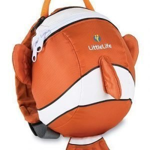 Littlelife Animal Daysack Clown Fish reppu