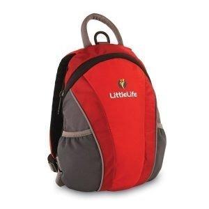 Littlelife Runabout Daysack reppu punainen