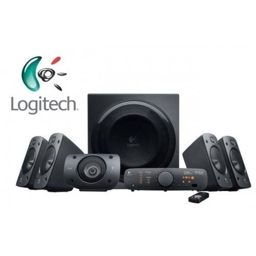 Logitech Z 906 5.1 Sourround Speaker