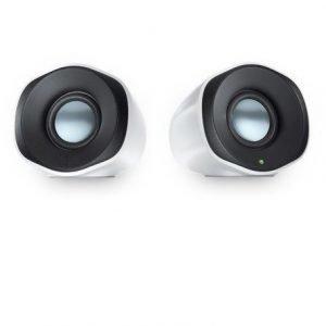 Logitech - Z110 Stereo Speakers