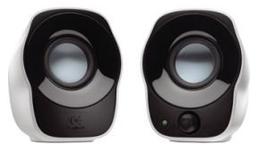 Logitech - Z120 Stereo Speakers