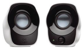 Logitech - Z120 Stereo Speakers