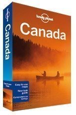 Lonely Planet Canada travel guide -Kanada matkaopas