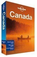 Lonely Planet Canada travel guide -Kanada matkaopas