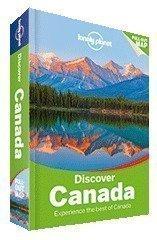Lonely Planet Discover Canada -Kanada matkaopas