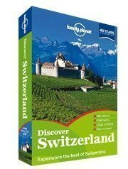 Lonely Planet Discover Switzerland matkaopas