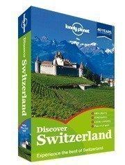 Lonely Planet Discover Switzerland matkaopas