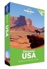 Lonely Planet Discover USA travel guide