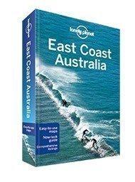 Lonely Planet East Coast Australia matkaopas
