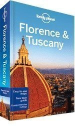 Lonely Planet Firenze ja Toscana matkaopas