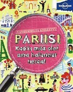 Lonely Planet Pariisi (lapset)