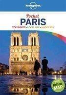 Lonely Planet Paris Pckt