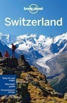 Lonely Planet Switzerland matkaopas