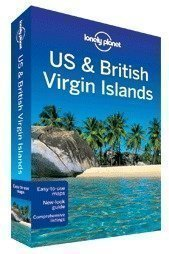 Lonely Planet US & British Virgin Islands travel guide