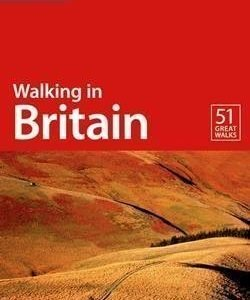 Lonely Planet Walking in Britain guide