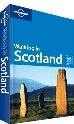 Lonely Planet Walking in Scotland guide
