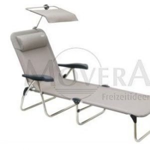 Lounger chair rantatuoli