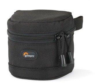 Lowepro Lens Case 8x6cm Musta