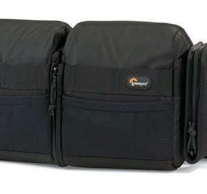 Lowepro S&F Audio Utility Bag 100 Musta
