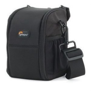 Lowepro S&F Lens Exchange Case 100 AW Musta