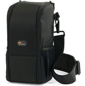 Lowepro S&F Lens Exchange Case 200 AW Musta