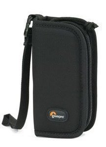 Lowepro S&F Memory Wallet 20 Musta