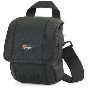 Lowepro S&F Slim Lens Pouch 55 AW Musta