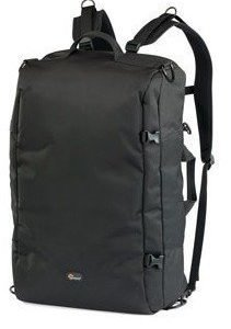 Lowepro S&F Transport Duffle Backpack Musta