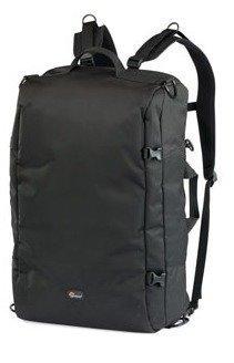 Lowepro S&F Transport Duffle Backpack Musta