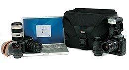 Lowepro Stealth Reporter Digital 550 AW Musta