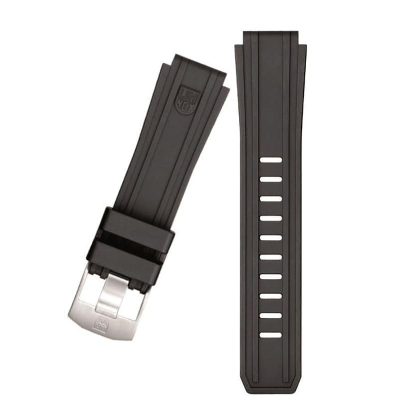 Luminox Black PU Strap for Luminox 0200 Series