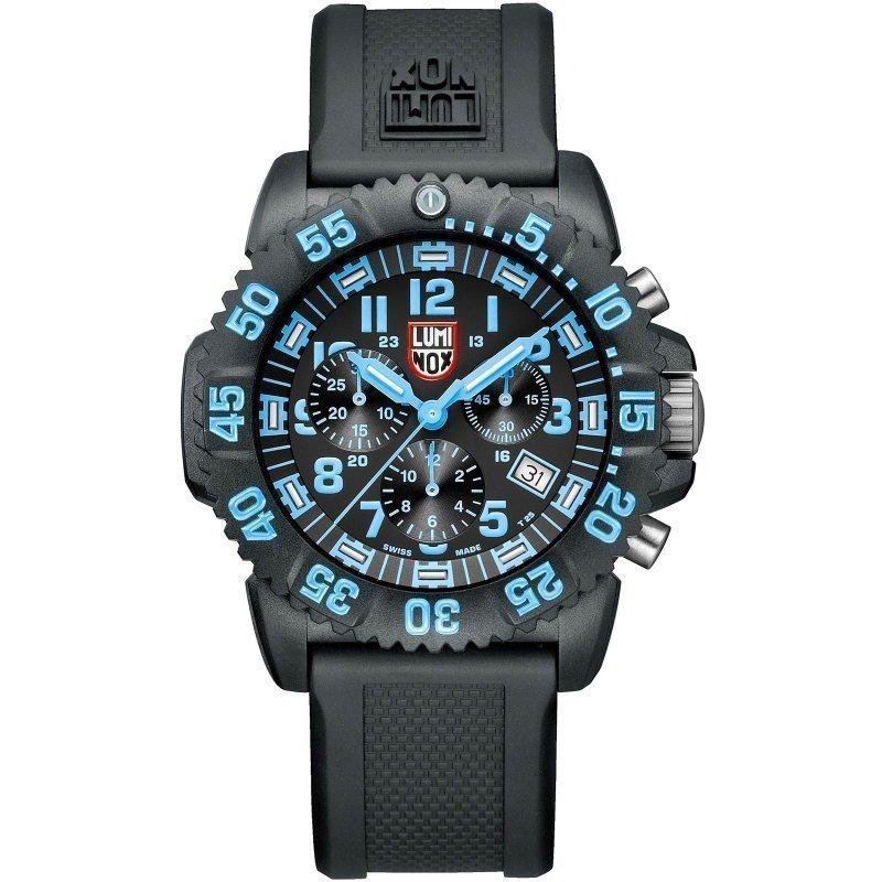 Luminox Colormark Chronograph 3083 Black/Blue