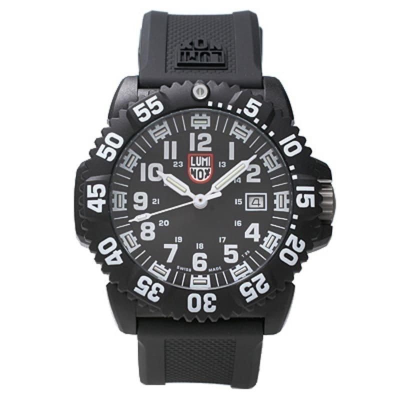 Luminox Navy Seal 3051 White/Black