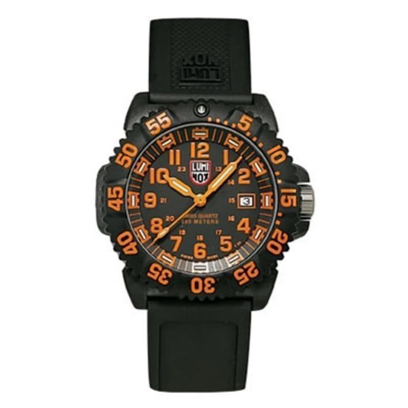 Luminox Navy Seal 3059 Black/Orange