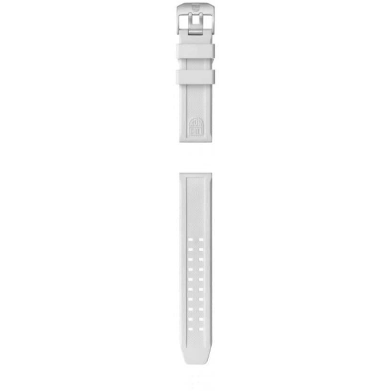 Luminox PU Strap White 38mm Colormark 7050.WO