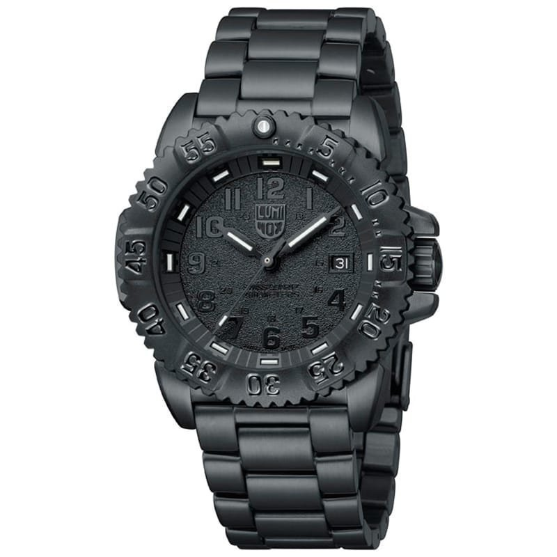 Luminox Steel Colormark 3152.BO Black/Black