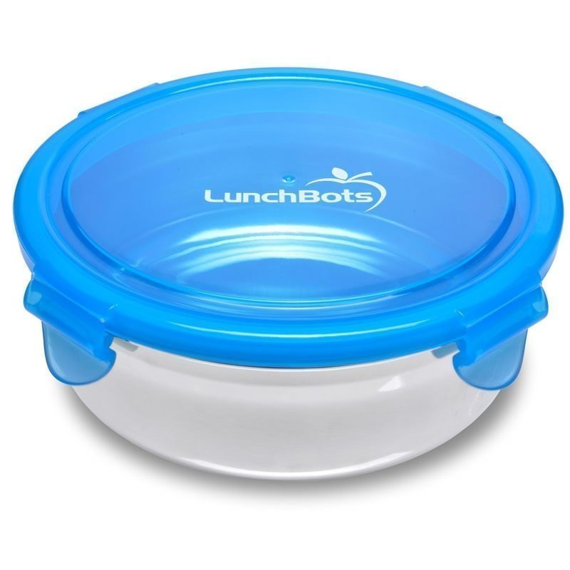 Lunchbots Clicks 2.5 Cup Container 600 Stainless Steel