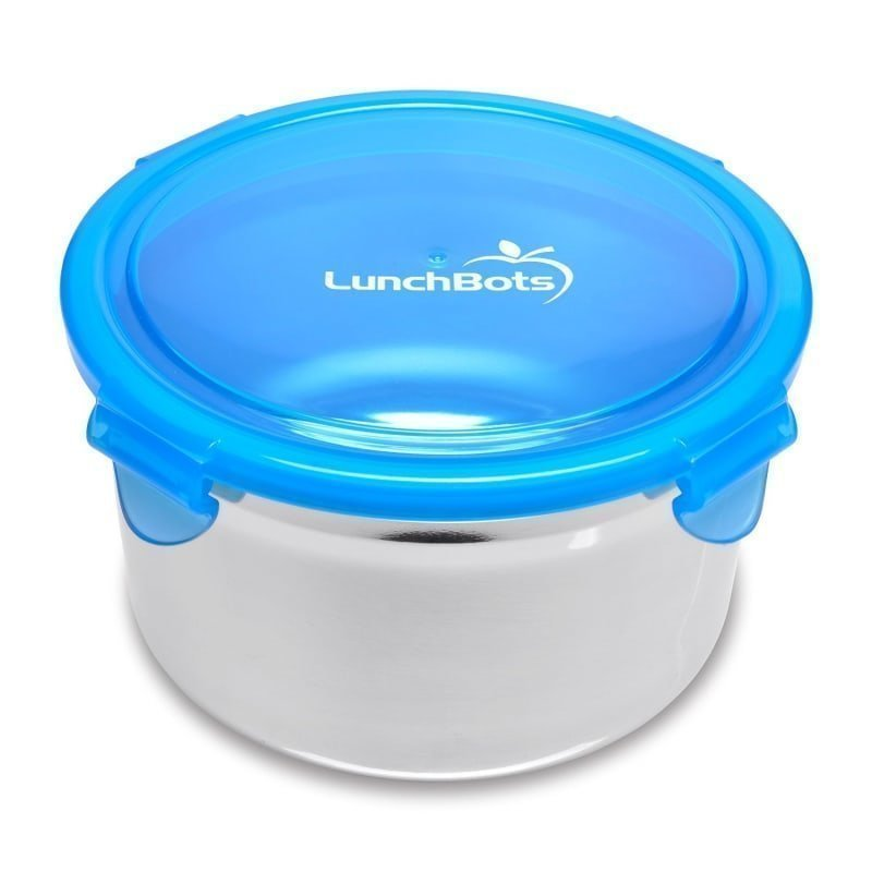 Lunchbots Clicks 4 Cup Container