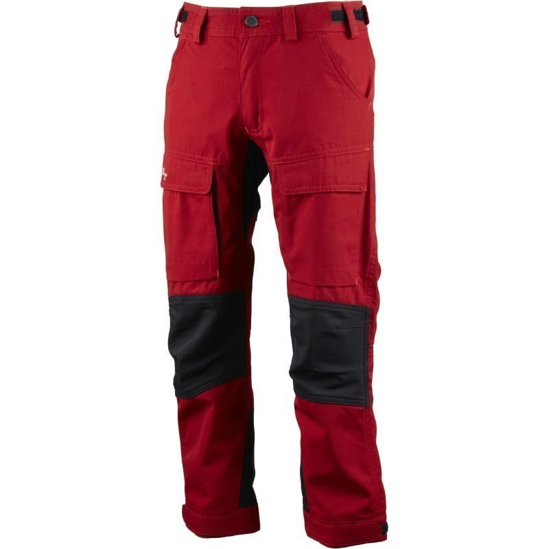 Lundhags Authentic Junior Pant 134-140 Red