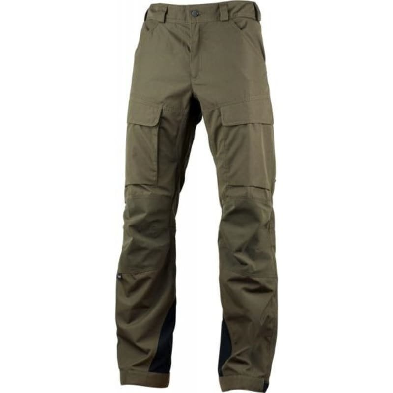 Lundhags Authentic Pant 52 Tea Green Solid