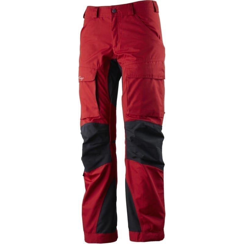 Lundhags Authentic Women's Pant 38 Red