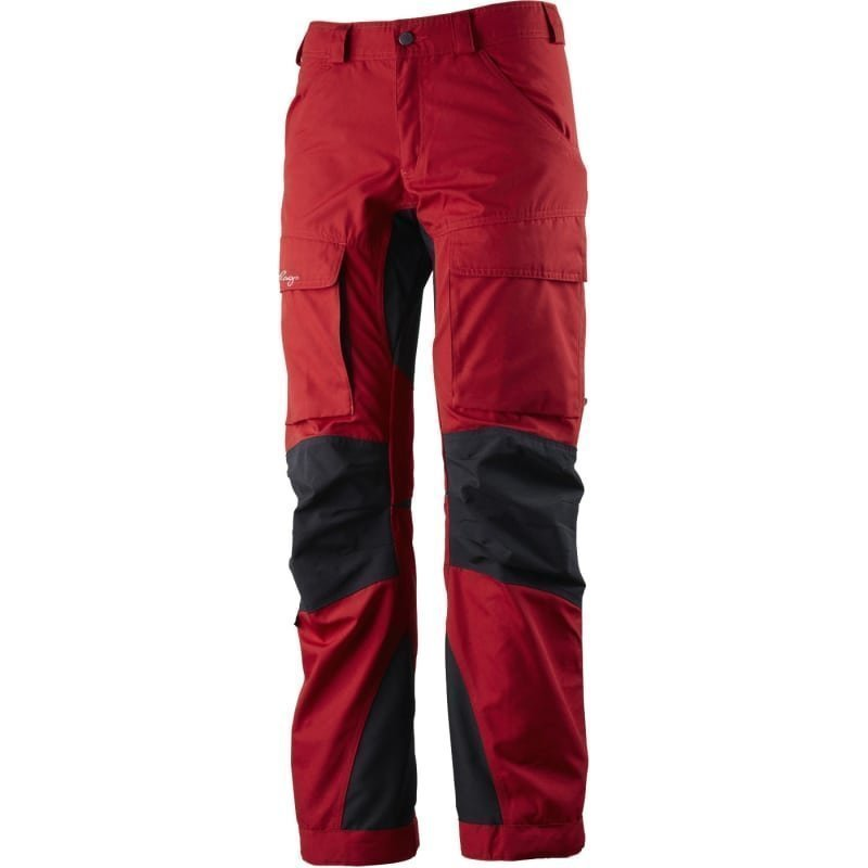 Lundhags Authentic Women's Pant 40 Red