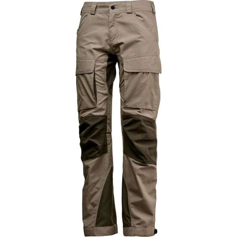 Lundhags Authentic Women's Pant 42 OAT/TEA GREEN