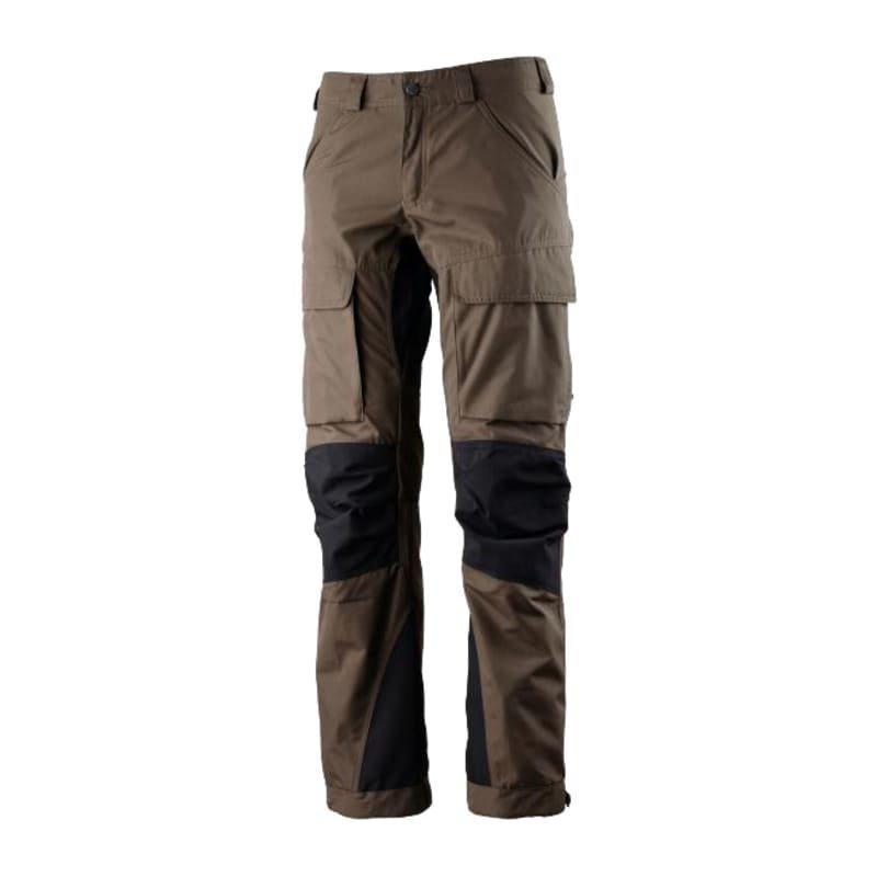 Lundhags Authentic Women's Pant Short D21 Tea green