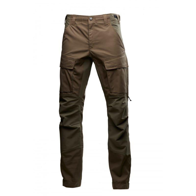 Lundhags Baalka Pant Short D112 Tea Green Solid