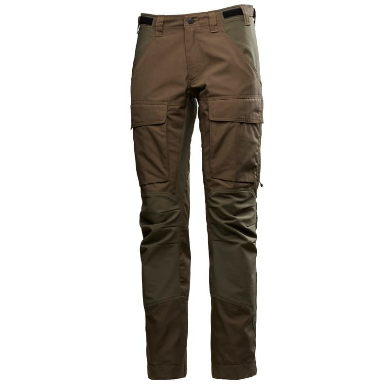 Lundhags Baalka Ws Pant Short D18 Tea Green Solid