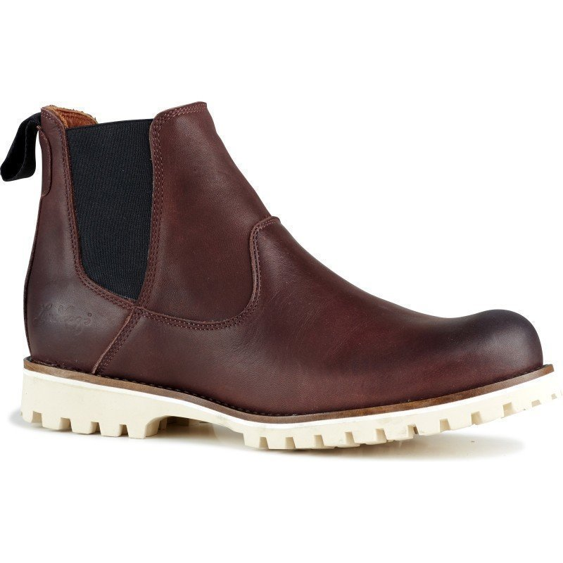 Lundhags Cobbler Boot 40 Burgundy