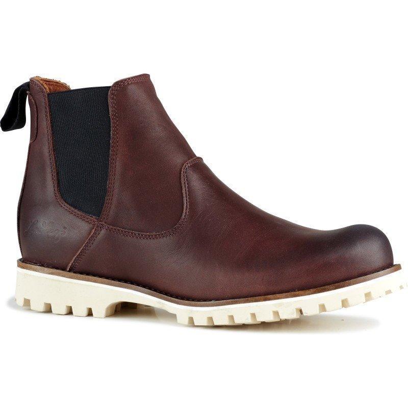 Lundhags Cobbler Boot 41 Burgundy