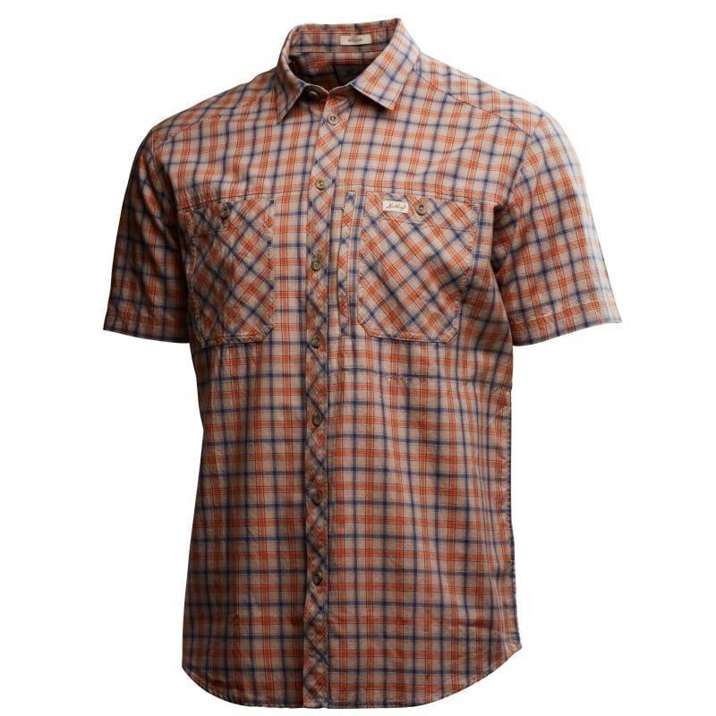 Lundhags Jaksa SS Shirt S BRONZE