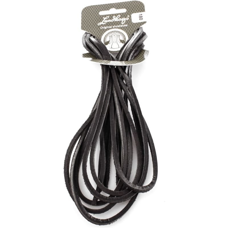 Lundhags Leather Laces 180 CM